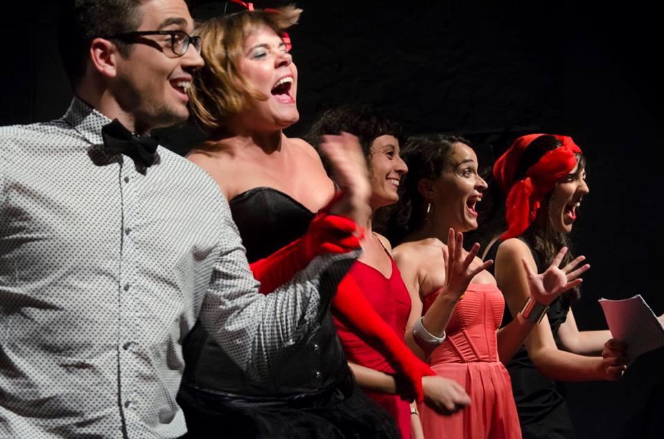 Assajar és de covards, Festival RBLS, Teatre Tantarantana