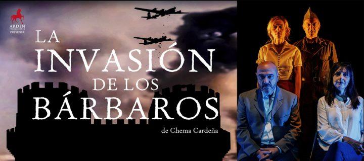 La invasión de los Bárbaros, Chema Cardeña