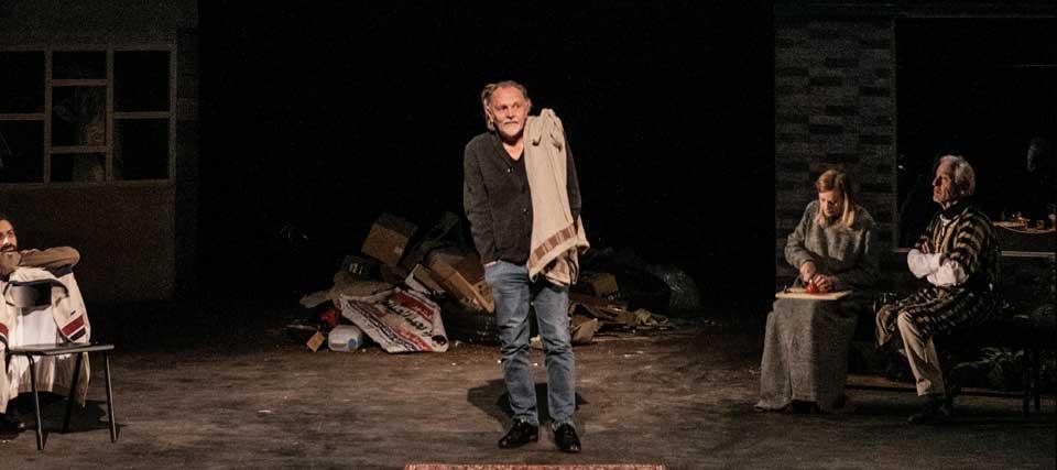 Teatro Madrid, Teatros del Canal, Orestes in Mosul