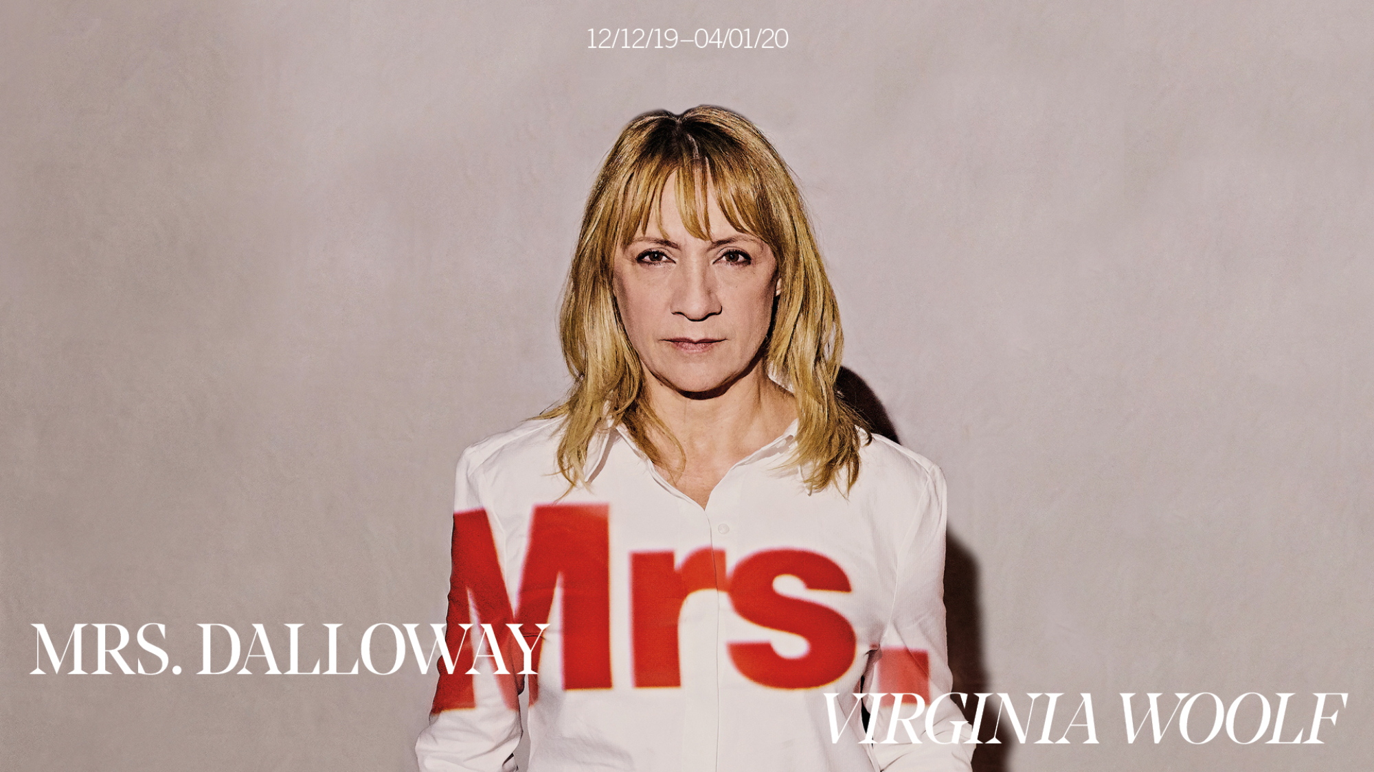blanca portillo improrrogable.com mrs. dalloway teatro en barcelona