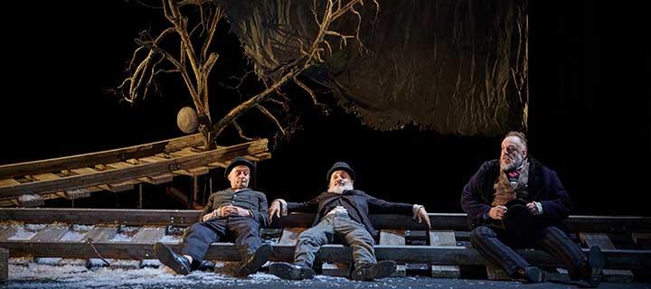 Teatro en Madrid, Esperando a Godot, Pepe Viyuela