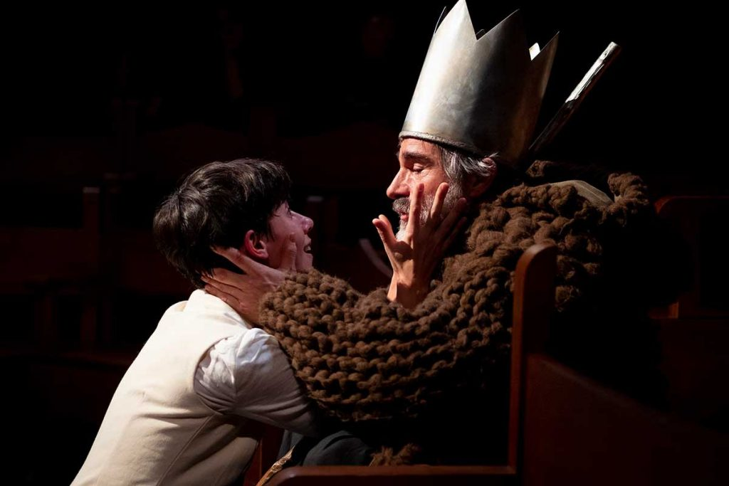 Teatro en Madrid, Teatro de Abadía, Nao d'Amores