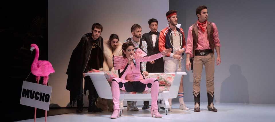 Teatro en Madrid, Teatro Valle Inclán, Teatro en Vilo