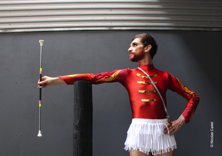 Danza Barcelona, Mercat de les Flors, Sâlmon Festival, Marta Izquierdo Muñoz
