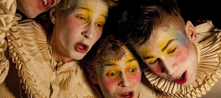 Teatro Barcelona, Sala Beckett, Benvolio - Mercutio
