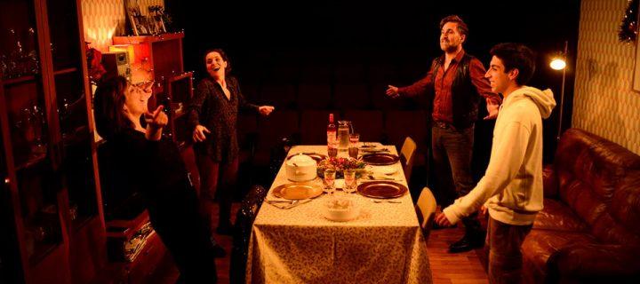 Teatro Barcelona, Sala Flyhard, Lo nuestro