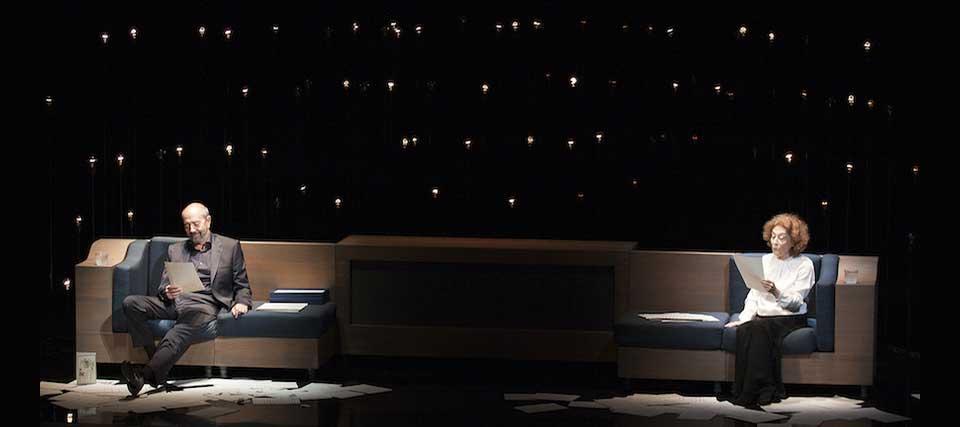 Teatro Madrid, Teatro Bellas Artes, Cartas de amor