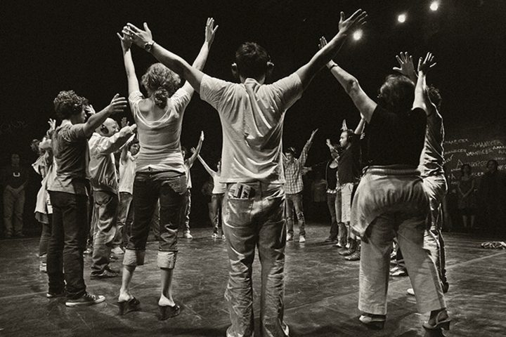 Danza Barcelona, Mercat de les Flors, Roger Bernat