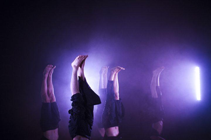 Danza Barcelona, Sala Hiroshima, Kórps