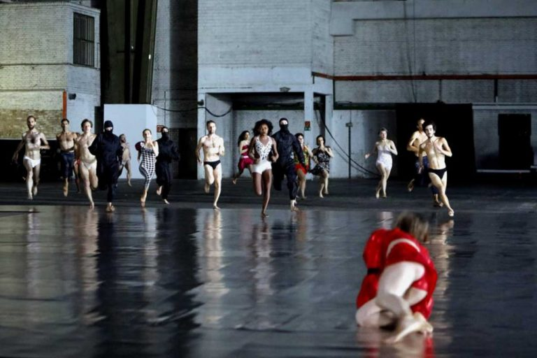 Danza Madrid, Teatros del Canal, 10000 gestes