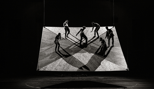 Danza Madrid, Teatros del Canal, Yoann Bourgeois