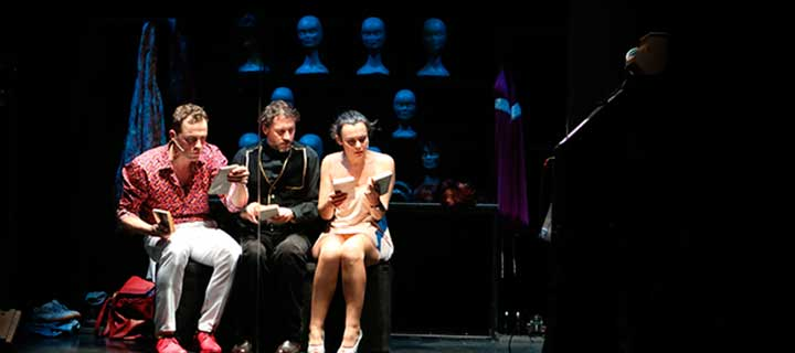 Teatro Barcelona, Institut Français de Barcelona, Festival Oui