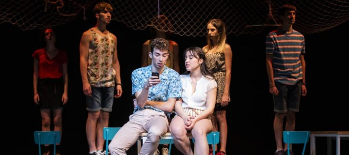 Teatre Barcelona, Jove Teatre Regina, La filla del Mar