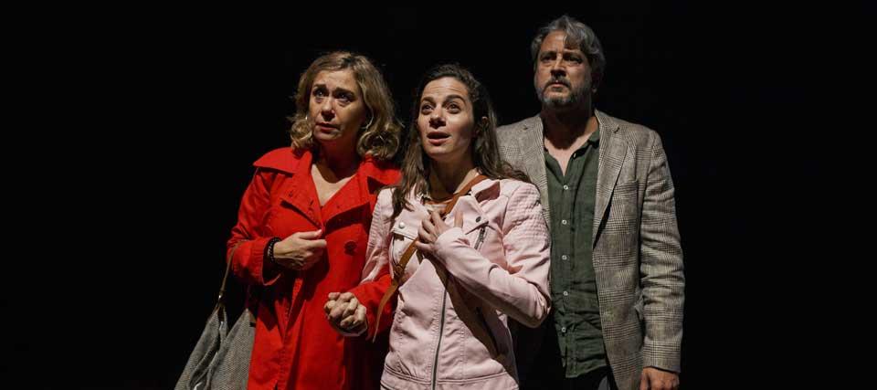 Teatro Madrid, Teatro Valle Inclán, Como una perra en un descampado