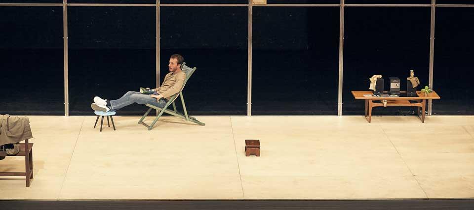 Teatro Madrid, Teatros del Canal, El tiempo todo entero