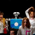 Teatro Madrid, Teatro Conde Duque, La chica que soñaba