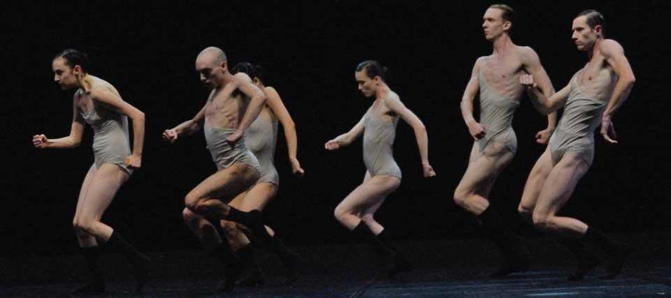 Danza Madrid, Teatros del Canal, Sharon Eyal, Gai Behar