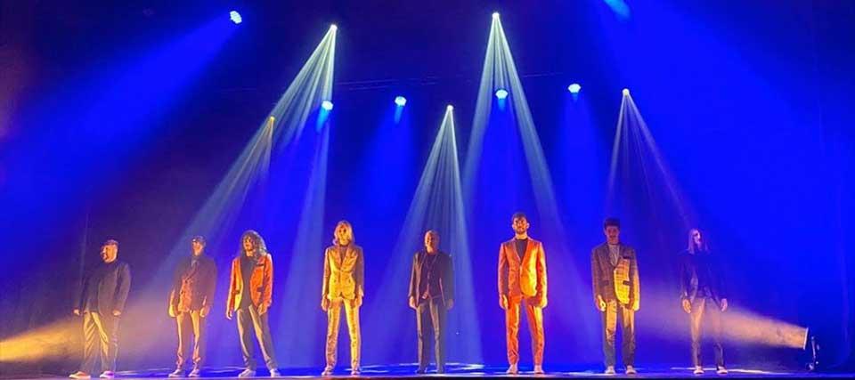 Teatro Madrid, Teatro Nuevo Apolo, Rafa Méndez