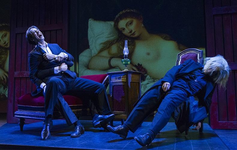 Teatro Madrid, Teatro Valle Inclán, The Revenger's Tragedy