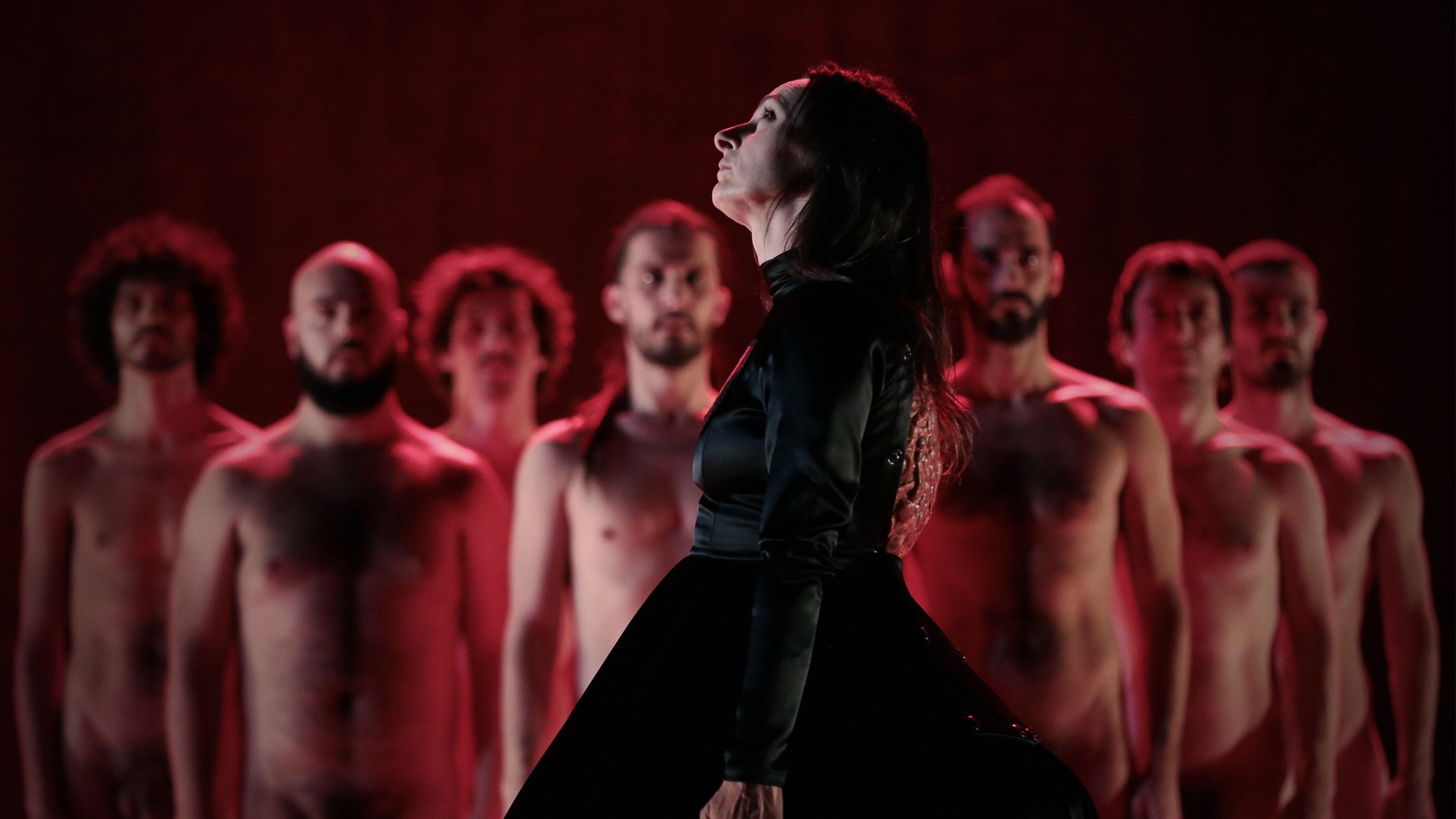 THE SCARLET LETTER angélica liddell improrrogable teatro barcelona