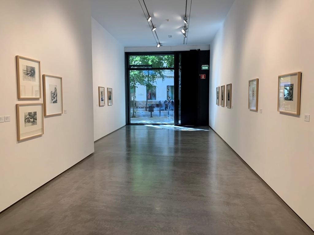 Henry Moore. Prints. Galeria Marlborough