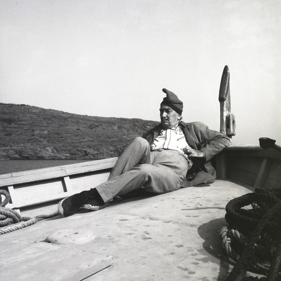 Salvador Dalí. Jacques Léonard. Galería Marc Domènech.