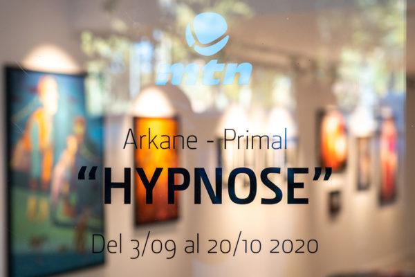 Hypnose. Arkane y Primal en Montana Gallery Barcelona