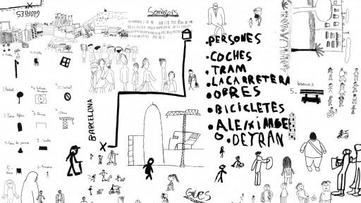 Leer una plaza, Museu del Disseny de Barcelona