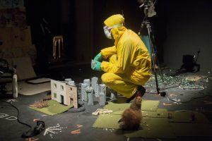 Excalibur i altres animals morts, Teatre Tantarantana, Festival Rebels