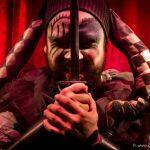 El bufón del Rey Lear, Felipe Cabezas en la Sala Fénix