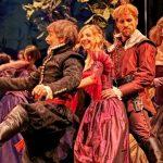 El vergonzoso en el palacio. Tirso de Molina. Teatro de la comedia.
