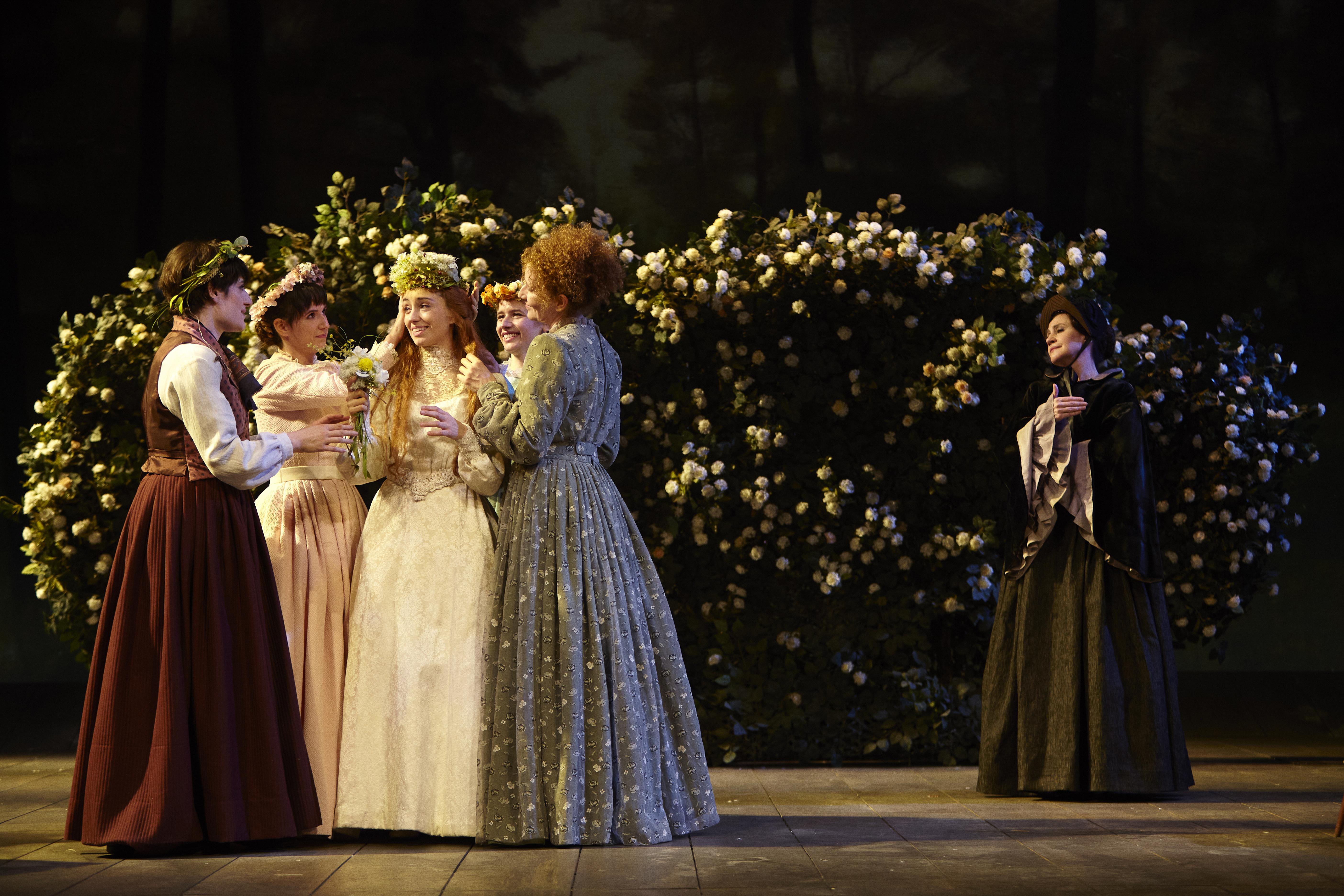 En palabras de Jo... Mujercitas en el Teatro Español