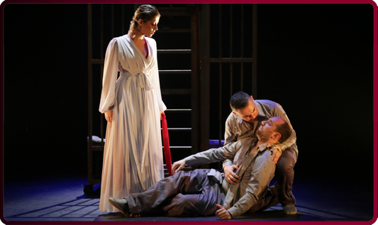 Balada per un home mort, Teatre Almeria
