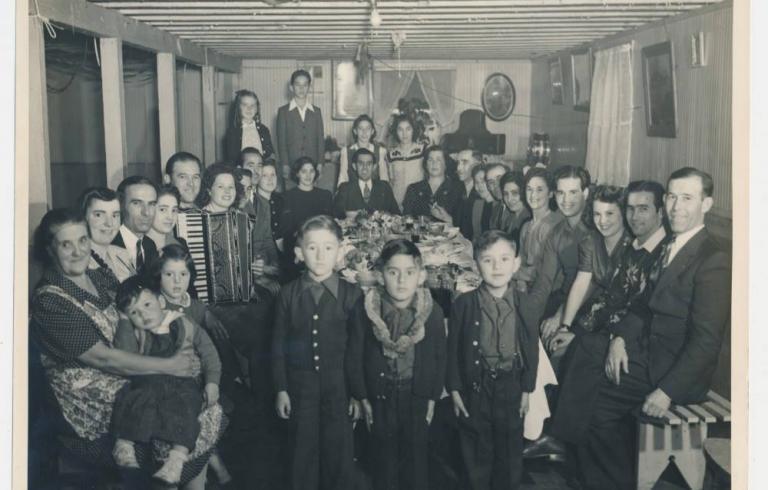 Emigrantes invisibles, Centro de Cultura Contemporánea Conde Duque