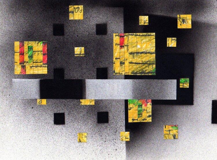 Jaime Vallaure, Galería de la Caja Negra