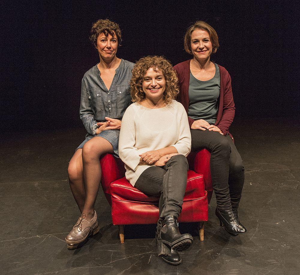 Mujeres que se atreven, Teatro del Barrio
