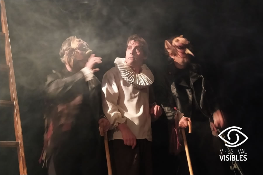 V Festival Visibles, Teatro Lagrada