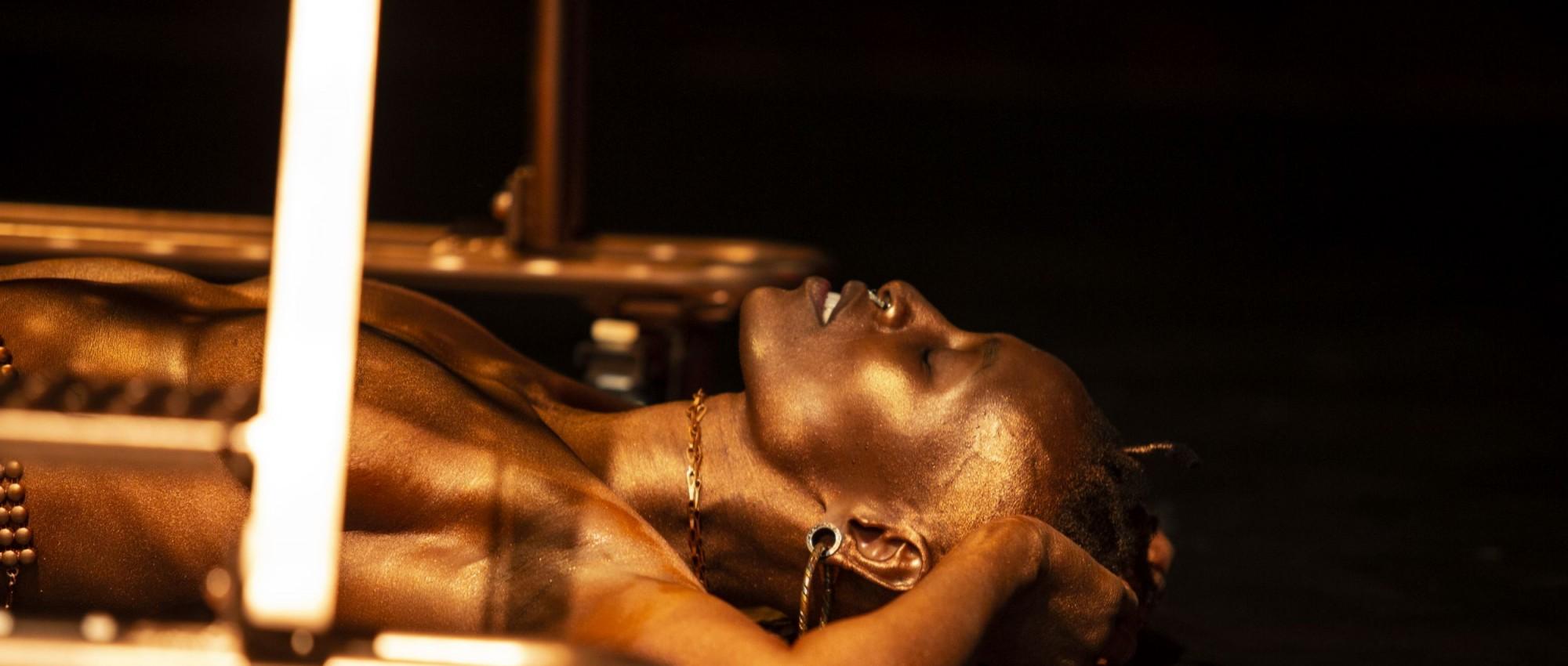 Mamela Nyamza black privilege africa moment