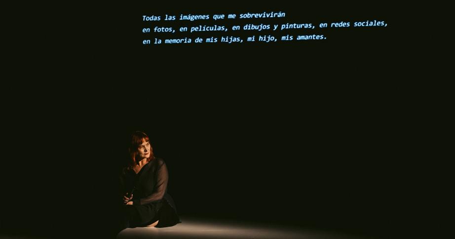 Raquel Cors, Una, Teatre Lliure
