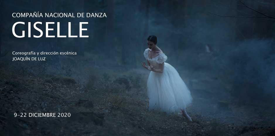 Giselle, Teatro de la Zarzuela