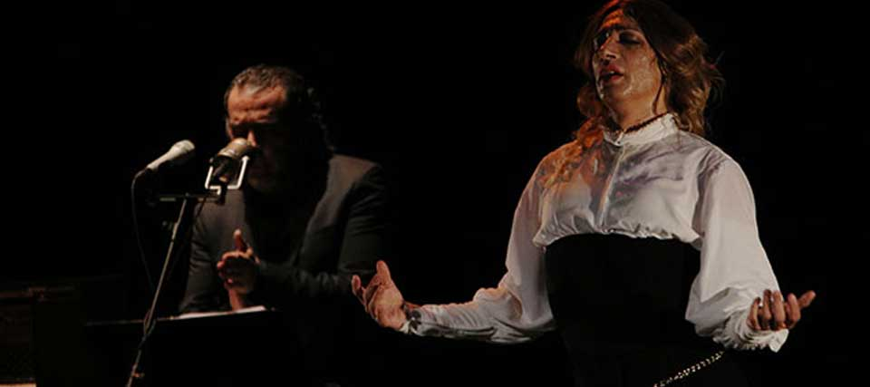El amor brujo, Israel Galván, Teatros del Canal