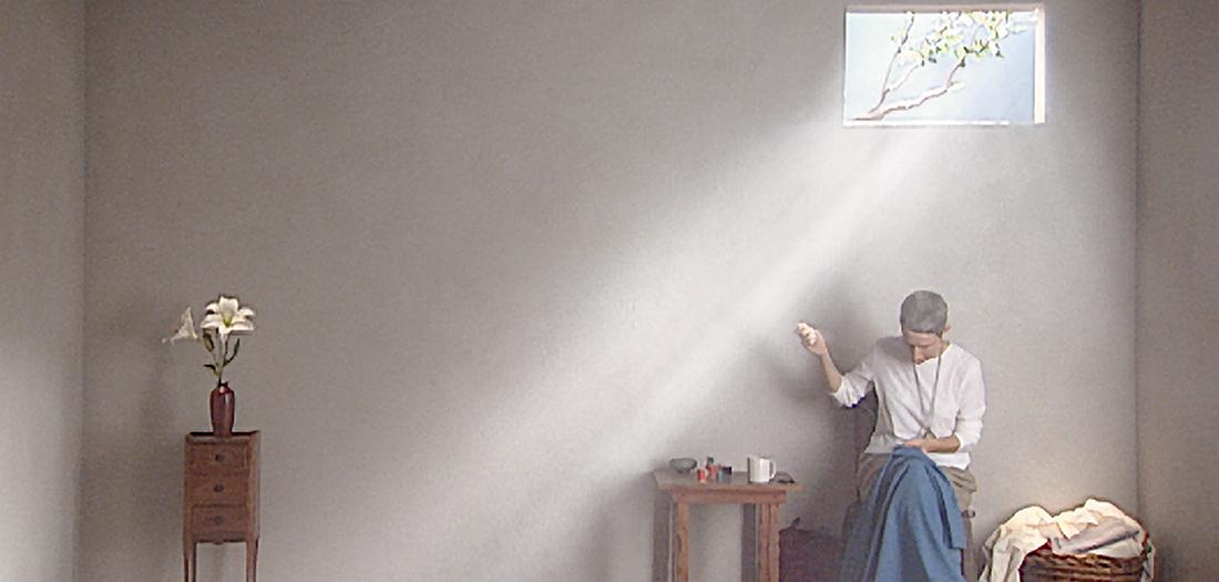 Bill Viola, espejos de lo invisible, Exposición, Espacio Fundación Telefónica, Madrid