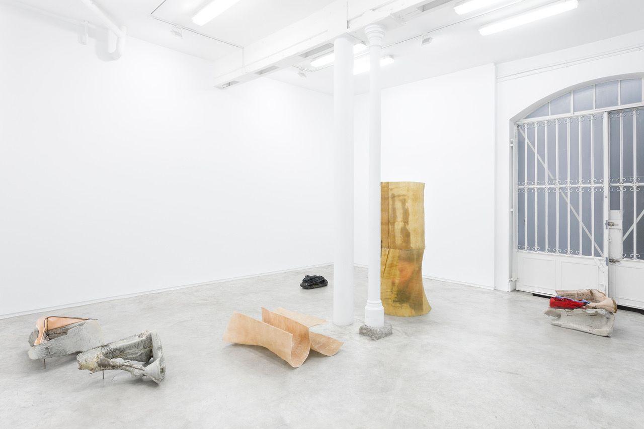 Voy sí, June Crespo, Galería Heinrich Ehrhardt