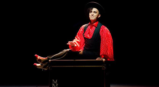 Miguel de Molina al desnudo, Teatro Infanta Isabel