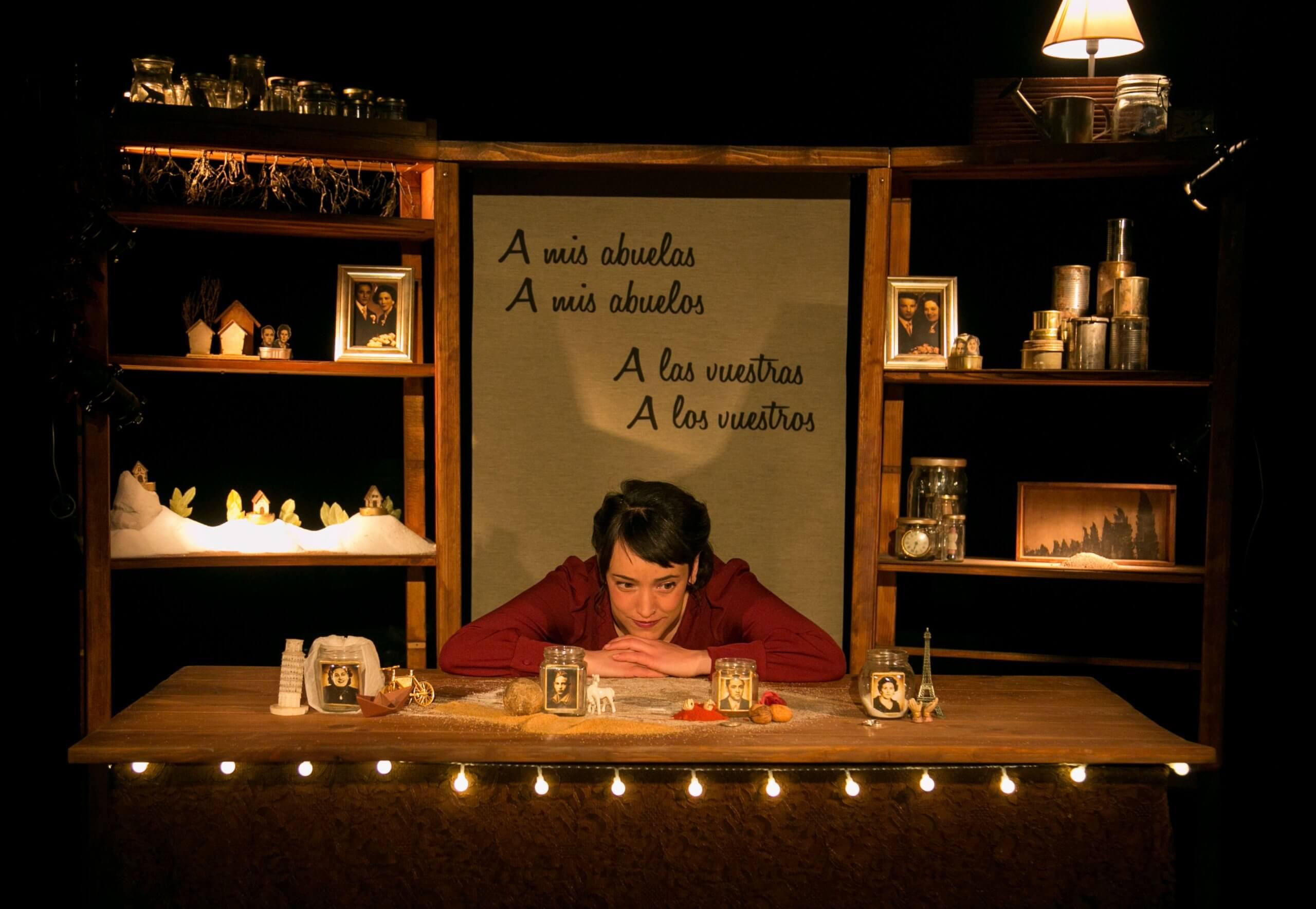 Conservando la memoria, Teatro Maria Guerrero