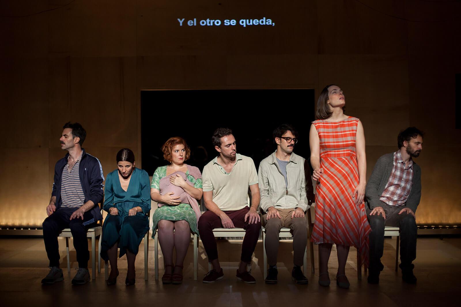 Las canciones, Teatro Pavón Kamikaze