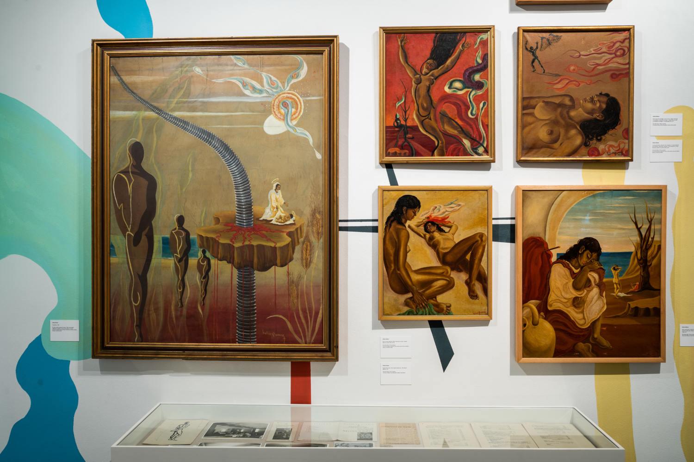 Helios Gómez, La Virreina, Exposición