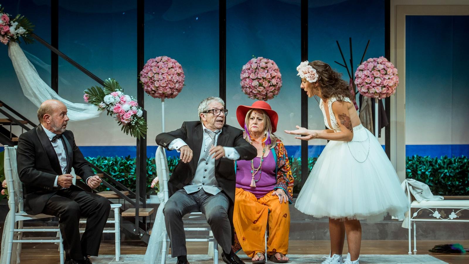 Joan Pera, El Pare de la Núvia, Teatre Condal