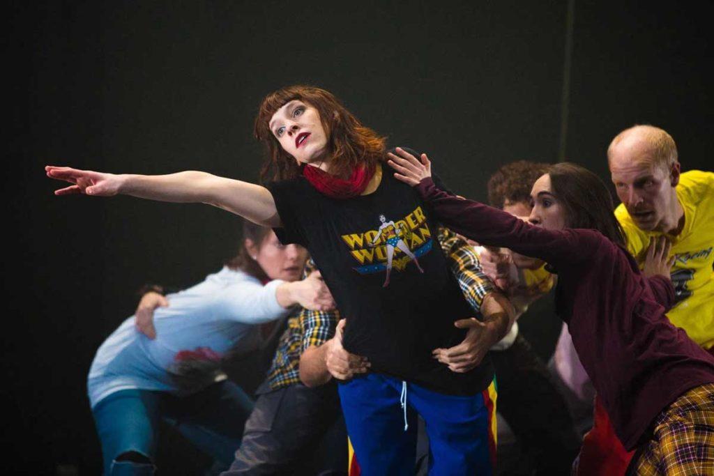 Peep Box 350º, Danza, Teatros del Canal
