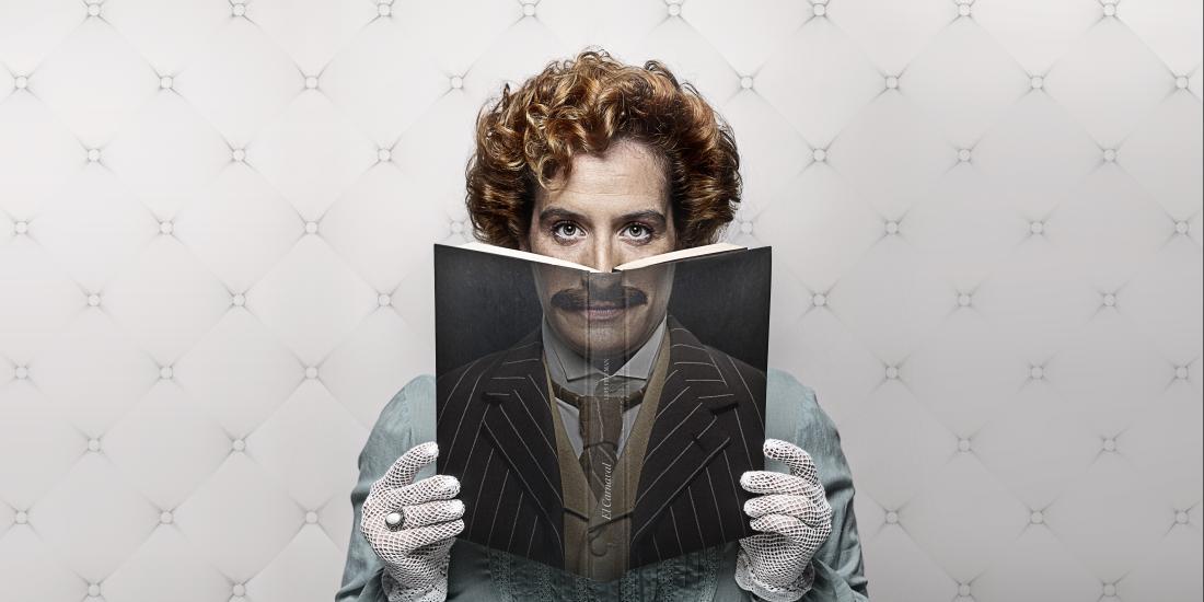 Silvia de Pé, El caballero Incierto, Teatro Español